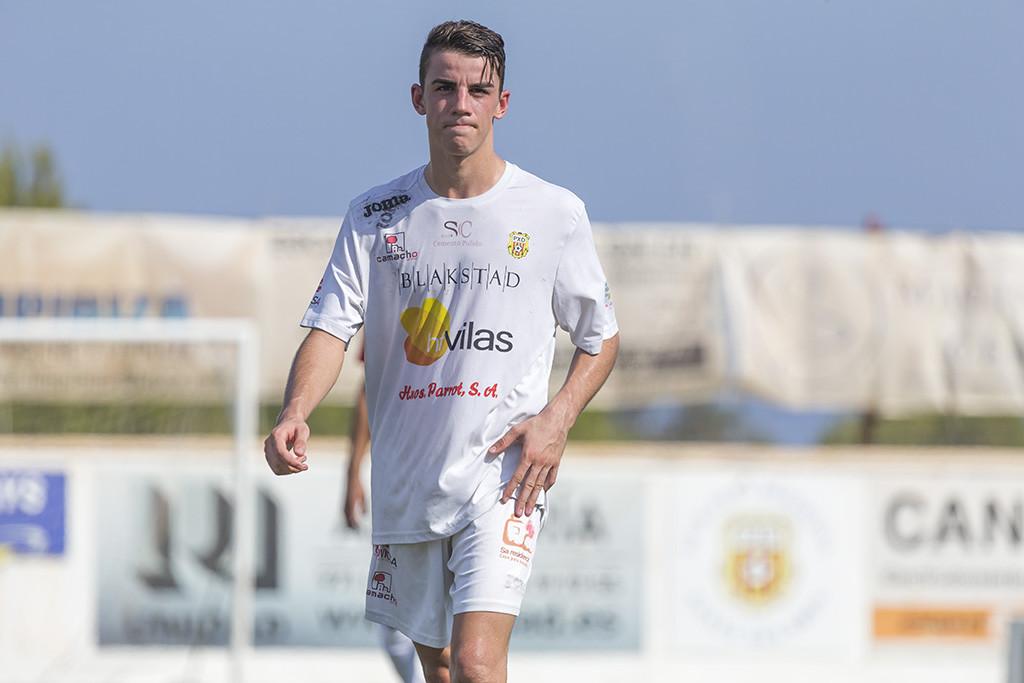 Álex López fue el autor del segundo gol peñista.
