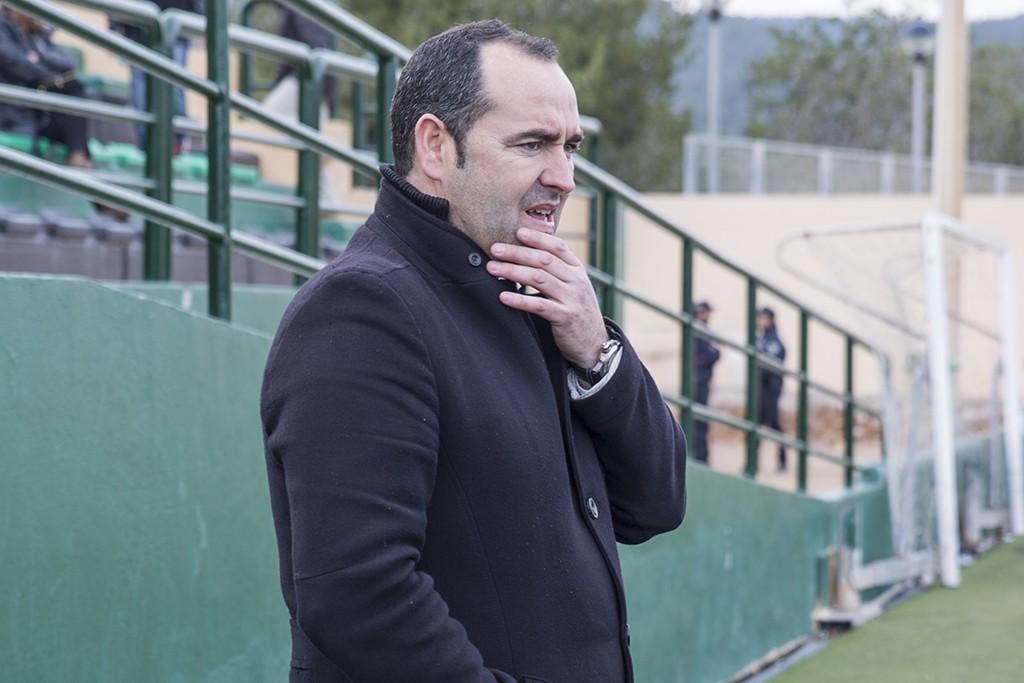 El técnico del Sant Jordi asegura que su equipo mereció la victoria.