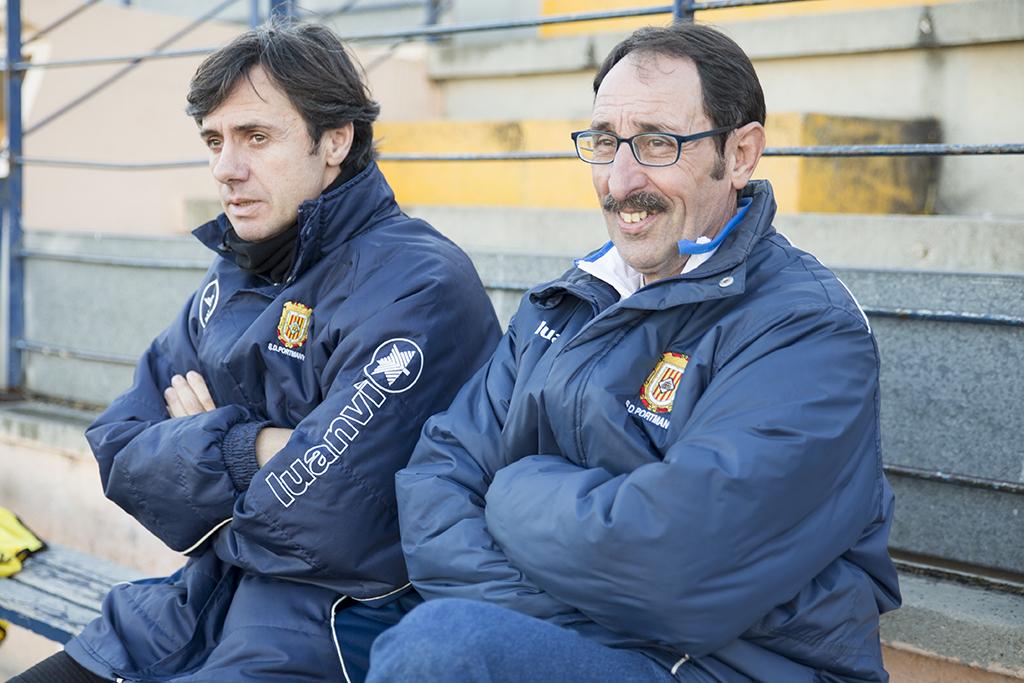 El técnico del Portmany asegura que tanto el Ciudad de Ibiza como el Sant Jordi son los claros aspirantes al título.