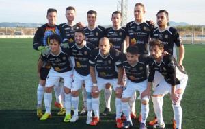 Once titular del equipo blanco en Inca (Foto: Fútbol Balear).