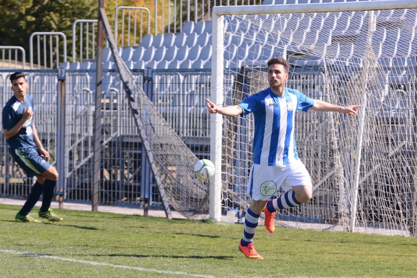 Juanito Benítez es un goleador nato (Foto: andaluciainformacion.es)