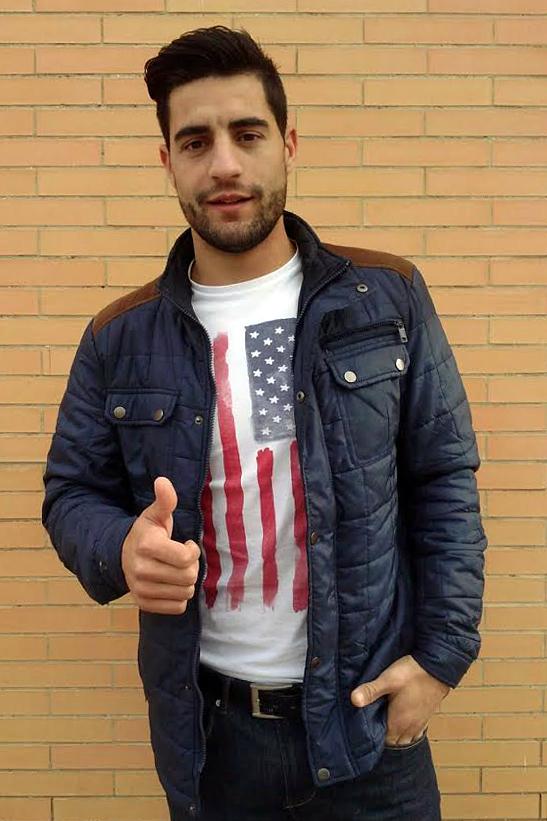 El refuerzo deportivista tiene 26 años y procede del Chipiona.