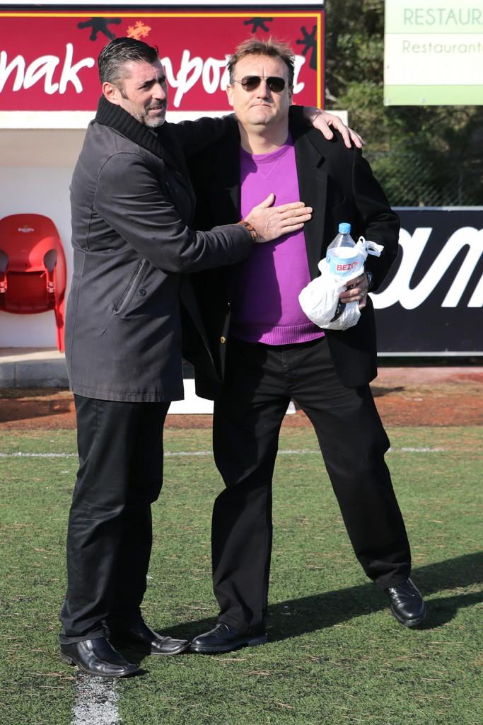 Ormaechea y Vicente Román.