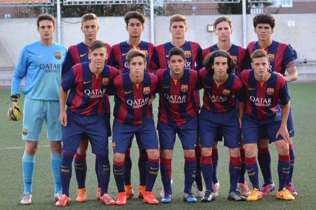El Barça del ibicenco Jordi Tur ha firmado un brillante torneo.