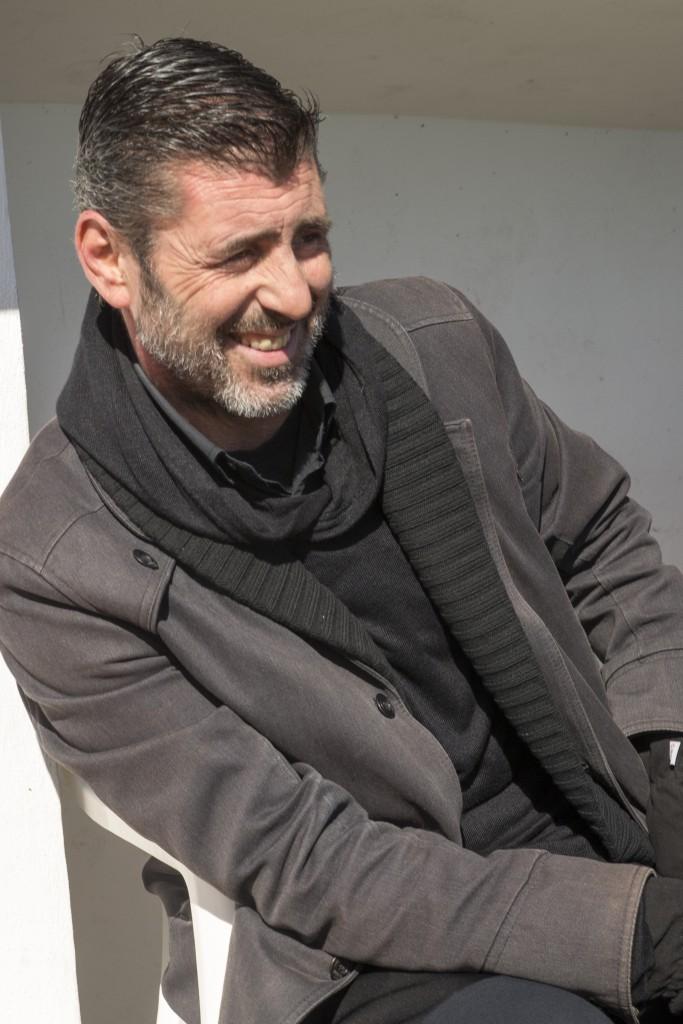 El técnico gallego.