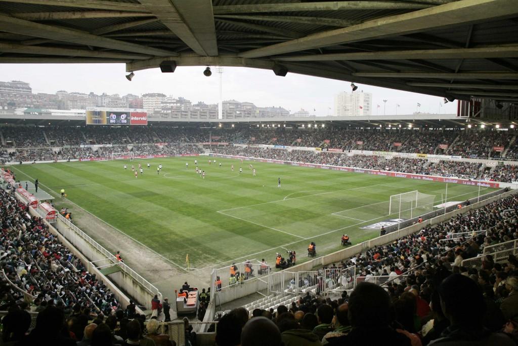 En el estadio del Racing caben unas 20.000 personas.