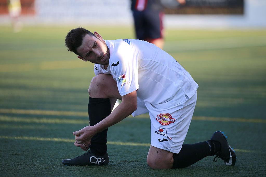 El extremo es uno de los puntales de la Peña Deportiva.