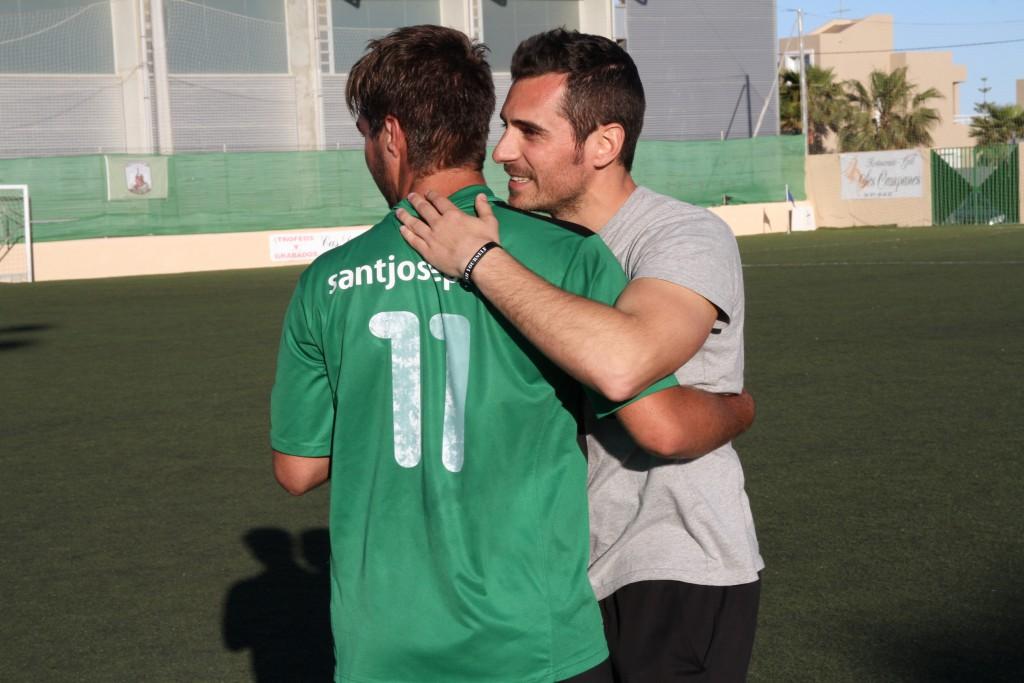 El nuevo técnico del Sant Jordi afronta el desafío de la Liga Nacional con la máxima ilusión.