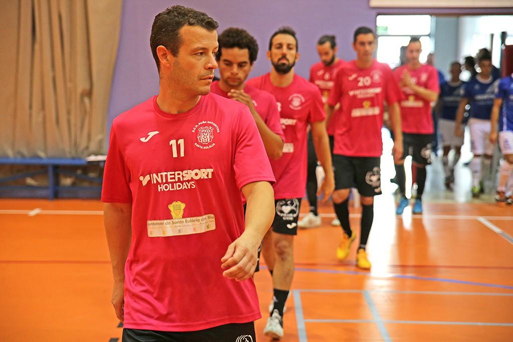 El equipo de Santa Eulalia jugará en el Grupo III.