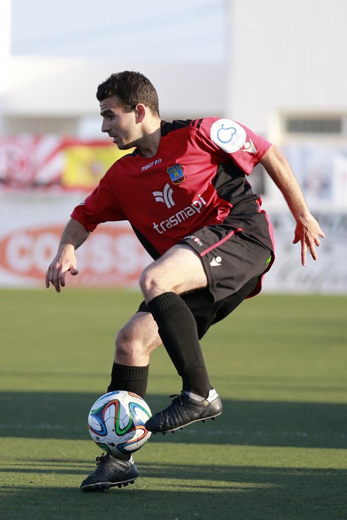 Pepe Bernal lleva dos temporadas en el Formentera.
