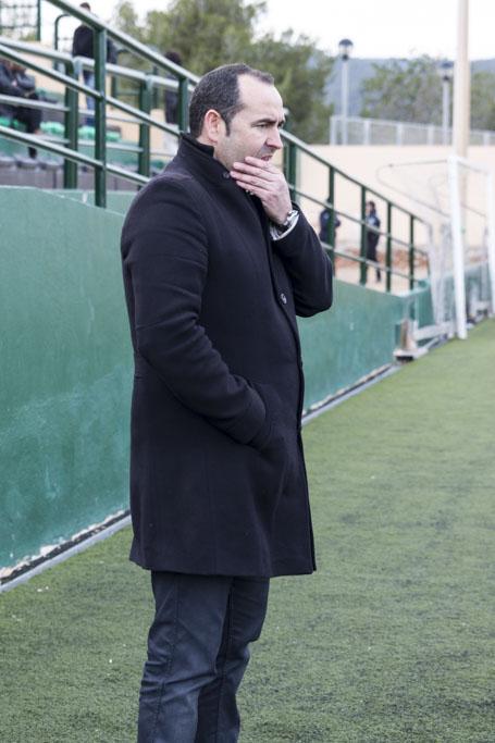 Sergio Tortosa quiere construir un equipo campeón.
