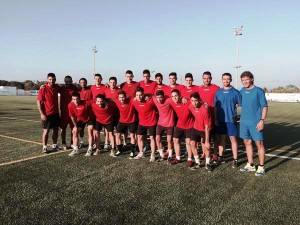 El Formentera inició este lunes el camino para defender el título en Tercera División.