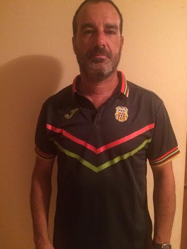 Paco Cabrera.