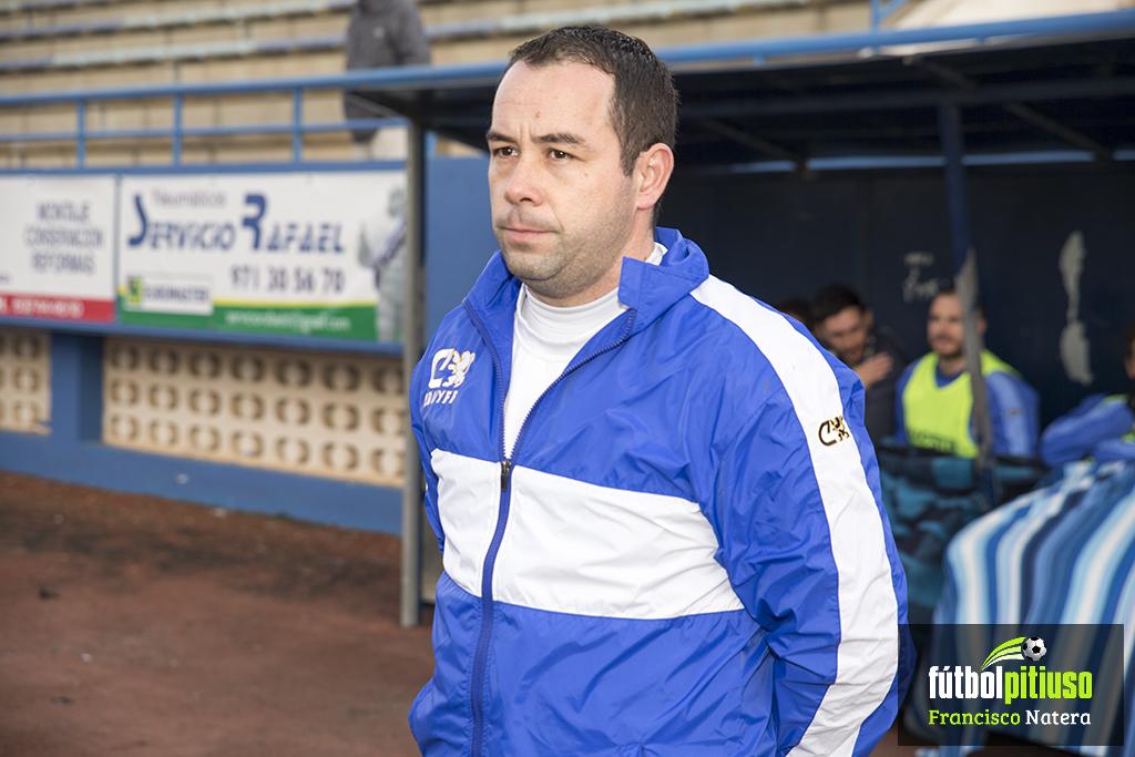 El técnico ibicenco consiguió el título de la Liga Interpueblos la temporada pasada.