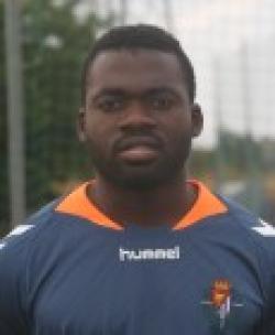 El camerunés Essomba.