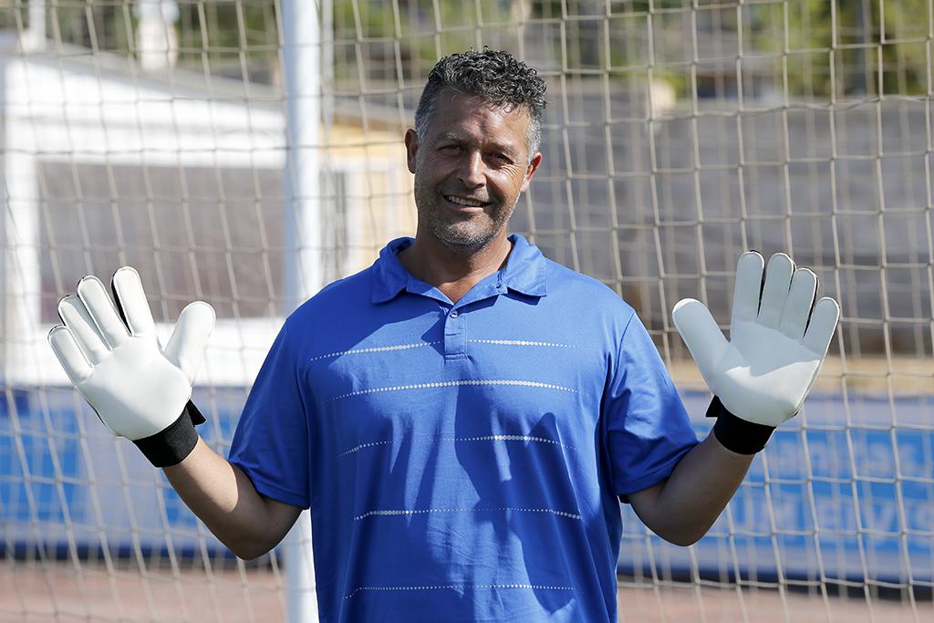 José María Berrocal es el nuevo entrenador de porteros del San Rafael