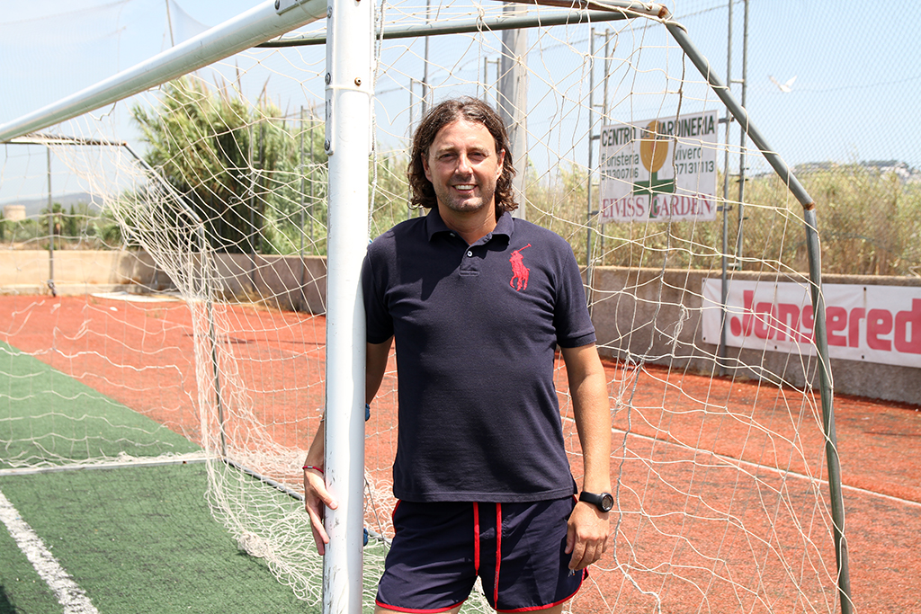 Joselín sustituye a Buti en la coordinación deportiva del Puig d'en Valls.