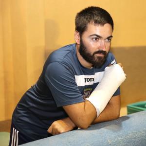 El entrenador del Jesús trata de construir una plantilla de garantías para la Liga Nacional juvenil.