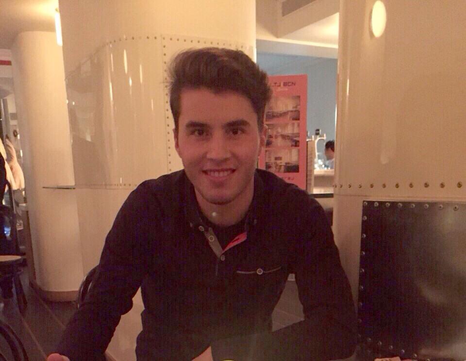 El centrocampista acaba una etapa de siete temporadas en el club del Manzanares.