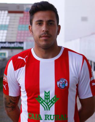 El delantero de Manacor tiene 24 años.