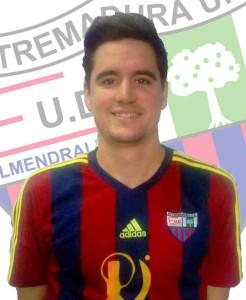 Diego Gómez-Pantoja, exjugador del Extremadura, ficha por el San Rafael.