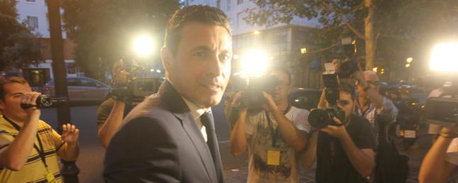 El expresidente del Valencia en una imagen de archivo.