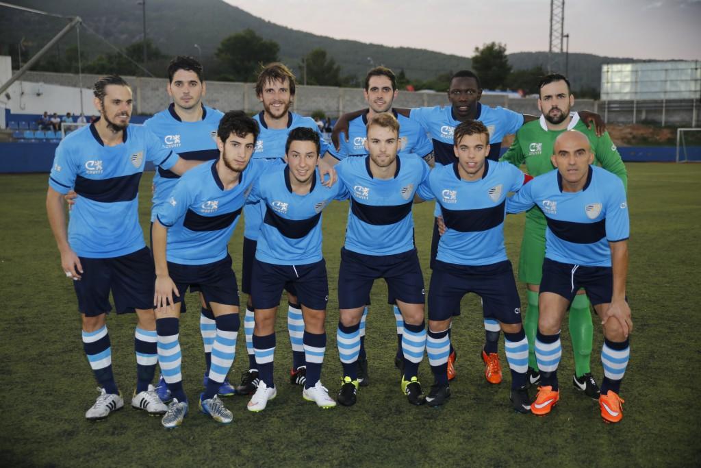 El equipo de Ibon Begoña es líder en solitario.