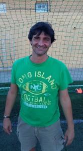 Rafa Roldán, coordinador deportivo.