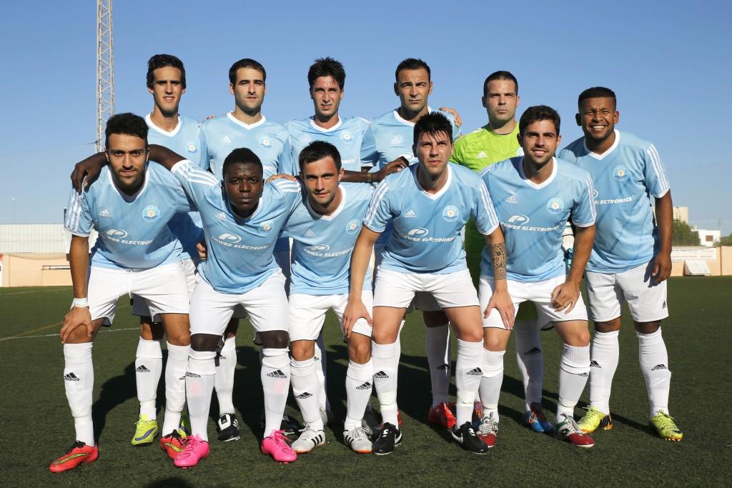 La Unión Deportiva Ibiza ha perdido ante el equipo de Ibon Begoña.