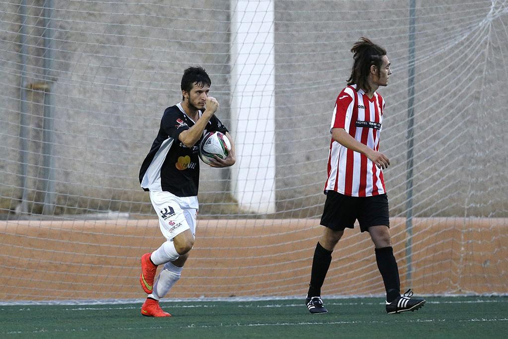 Luna ha sido uno de los goleadores de la Peña Deportiva.