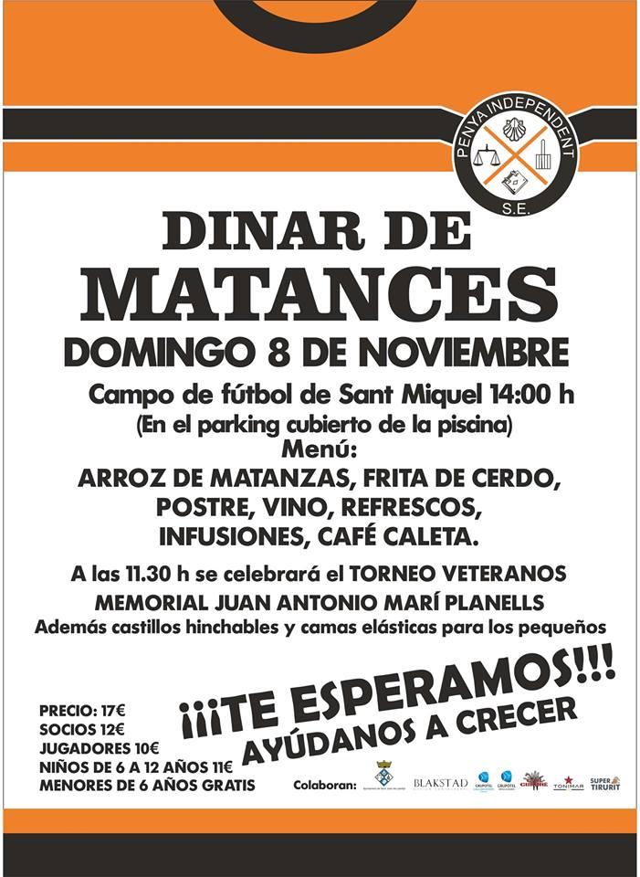 El club de San Juan te espera este domingo en el campo de fútbol.