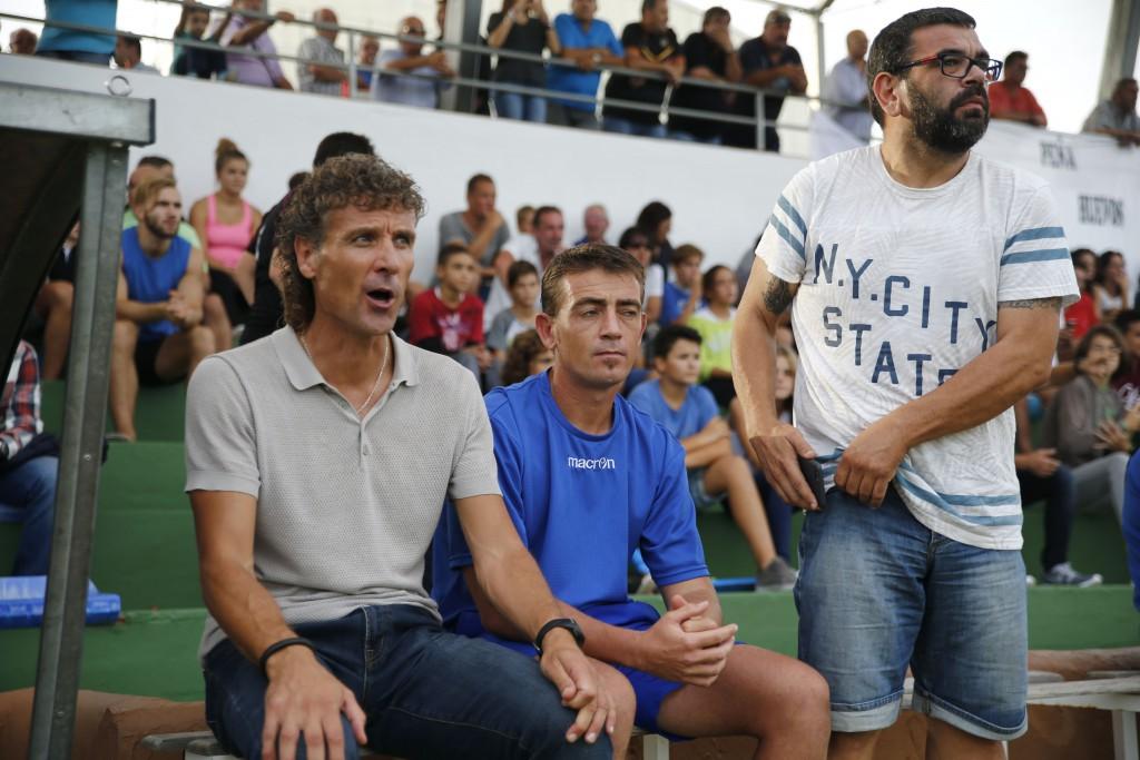 El entrenador del Formentera no se fía de su rival.