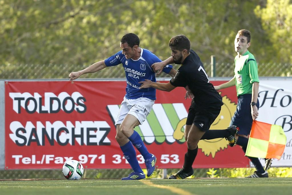 El equipo de Vicente Román ha visto frenada su buena racha.