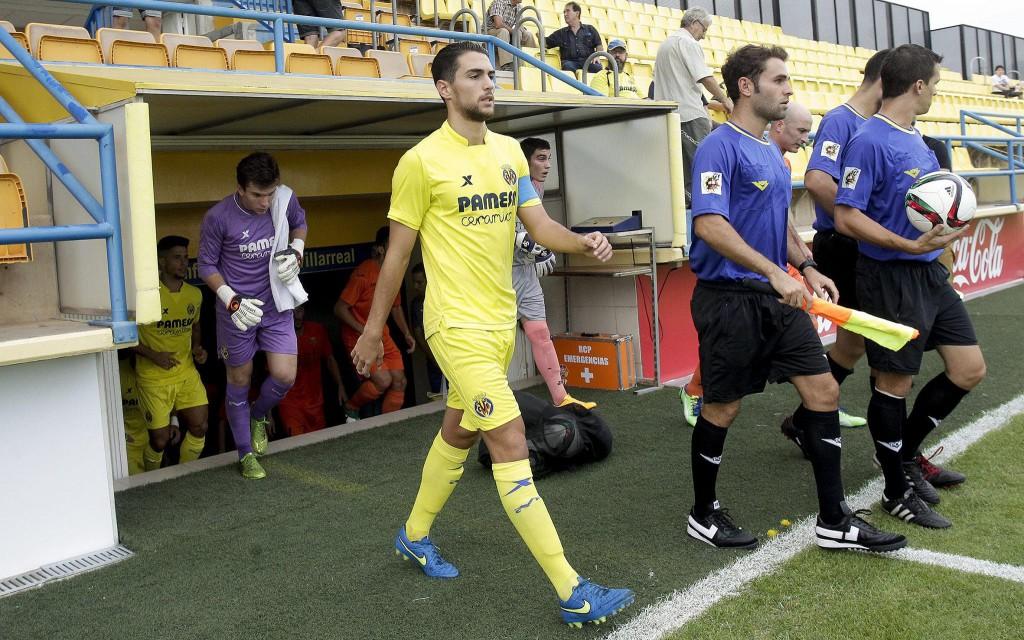 El central ibicenco es el capitán del Villarreal C.