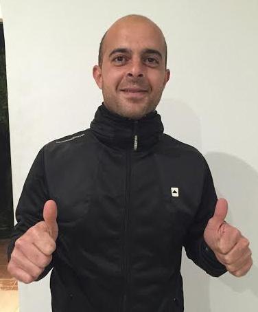 David Cárdenas, capitán del equipo verdiblanco.