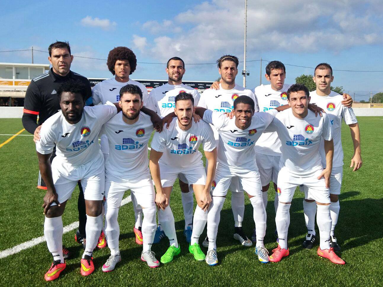 Once titular del equipo de David Torres en Formentera (Foto: Óscar Bruno).