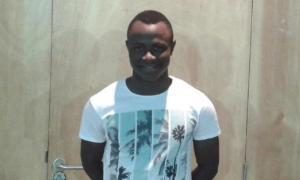 Moussa, extremo izquierdo de 21 años.