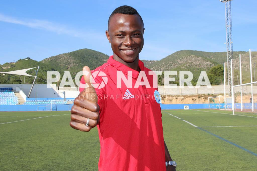 Moussa, extremo izquierdo de 21 año, promete goles y espectáculo.
