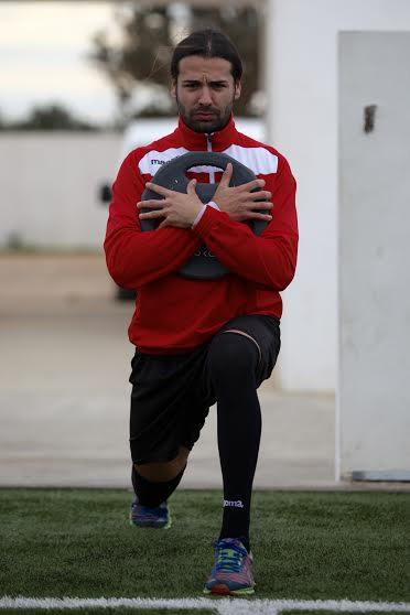 El defensa está lista para poder jugar (Foto: KCC Photography).