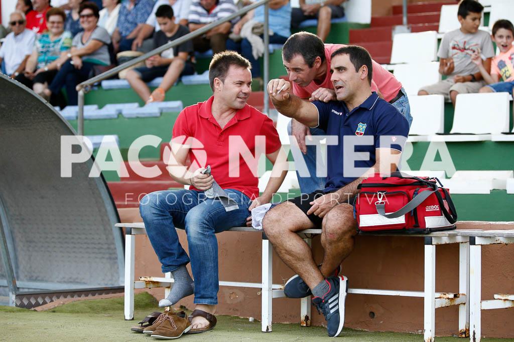 El presidente del Formentera ha anunciado que deja el club.