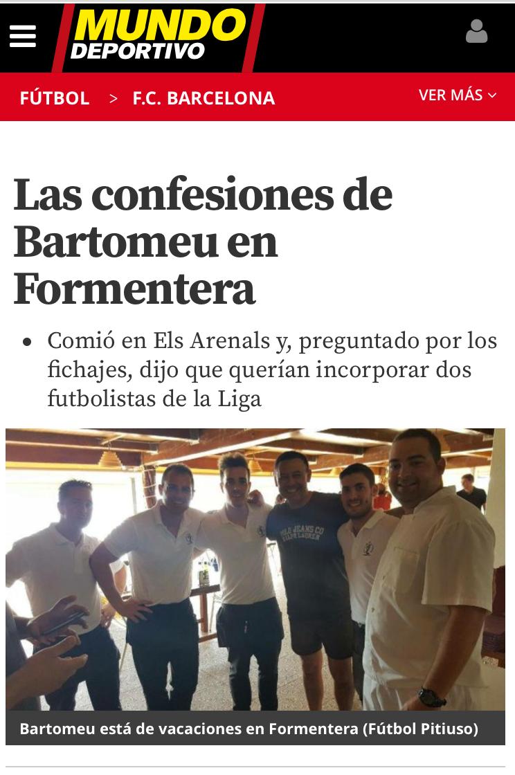 Captura de Mundo Deportivo.