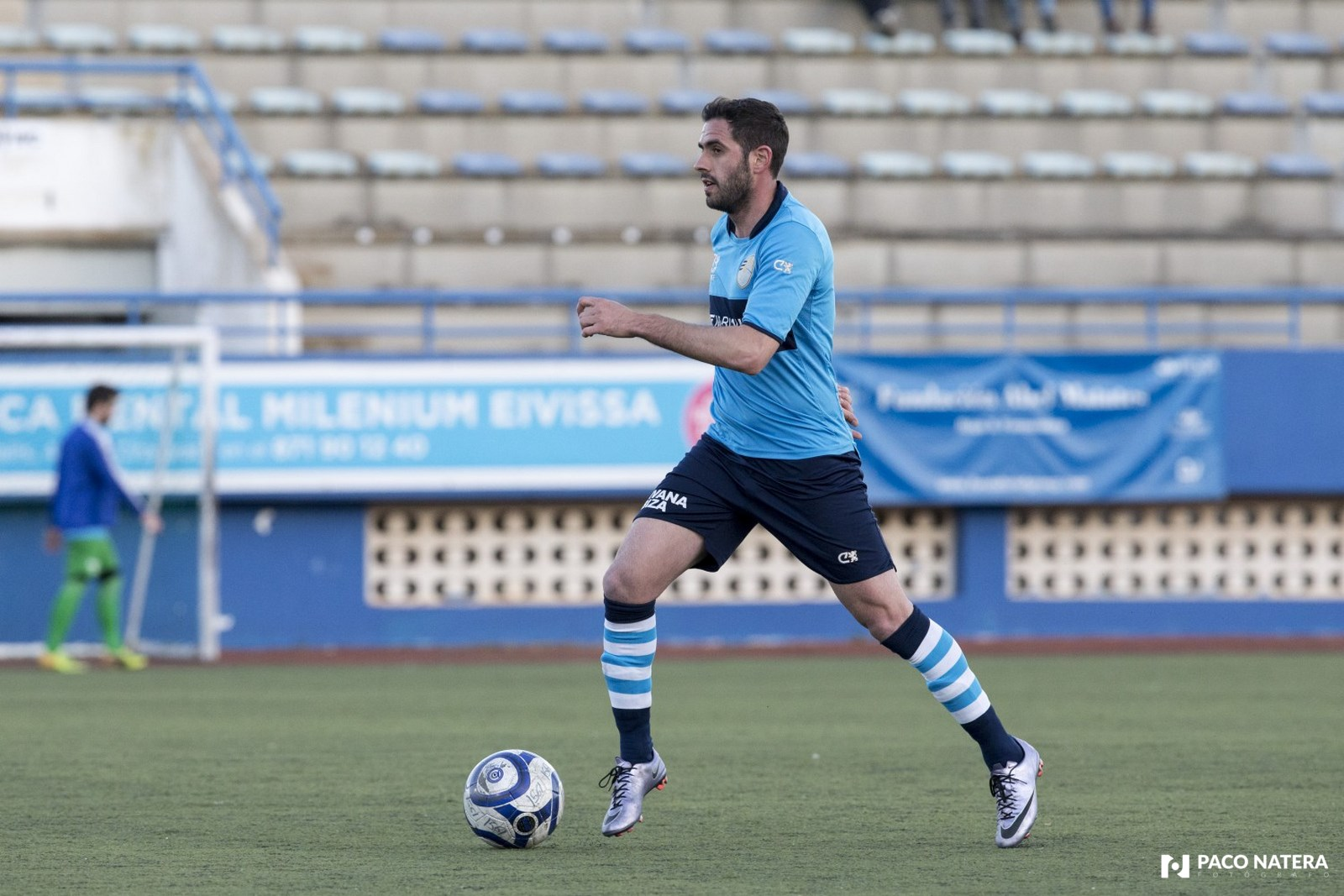 Víctor Hurtado se embarca en el proyecto deportivo del Inter tras su frustrado fichaje por la UD Ibiza.